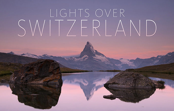 Lights over Switzerland II